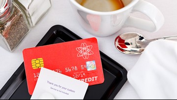 Why your favorite restaurant may soon charge you more for paying with a credit card