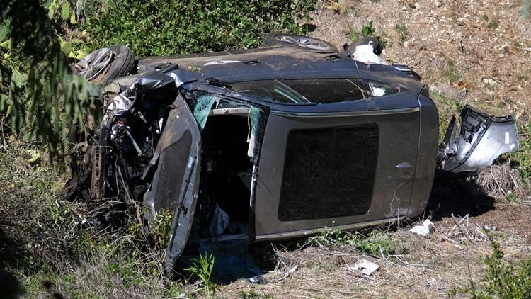 Tiger Woods expresses gratitude, recovering after car crash in Los Angeles