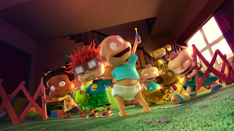 'Rugrats' is coming back with new CG animation, original voices