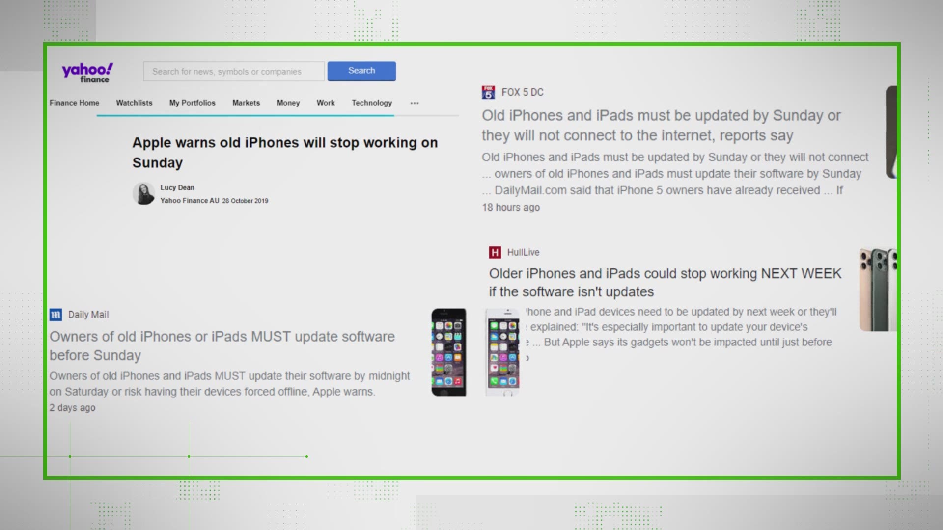 Verify Iphone 5 Needs An Update Here S What You Need To Know Wkyc Com