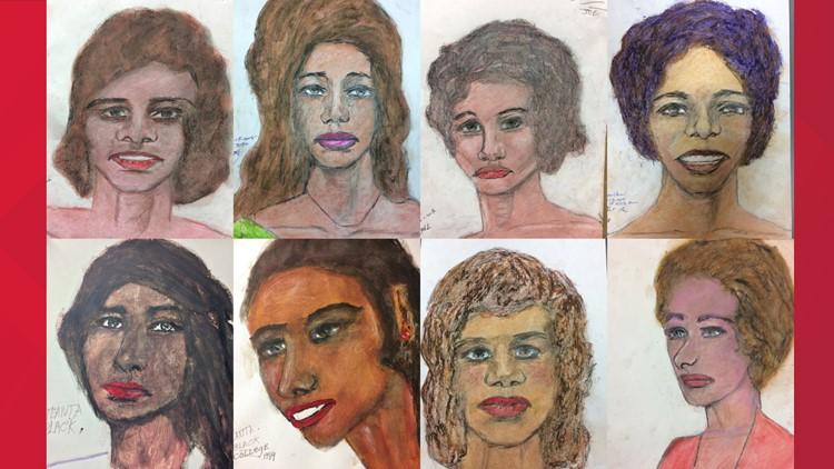 Serial Killer Investigations 2 collage FBI