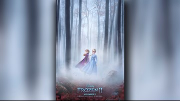 New 'Frozen II' trailer shows more of what's in store for Elsa, Anna