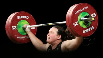 Reports: Transgender weightlifter qualifies for Tokyo Olympics