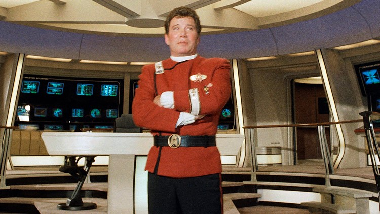 Sci-fi meets sci-fact as William Shatner prepares to boldly go into space
