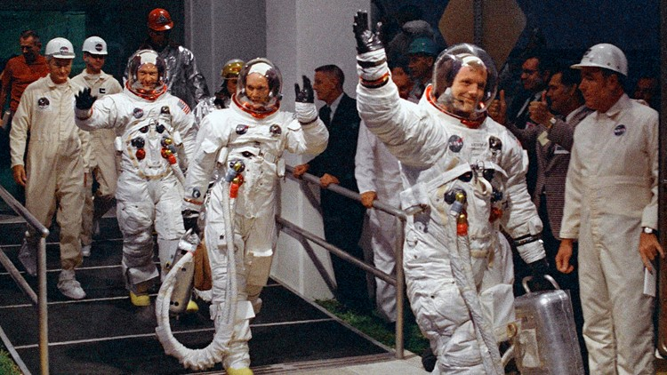 Apollo 11 at 50: Celebrating first steps on another world