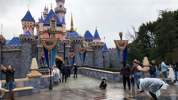 California to let Disneyland, Major League Baseball reopen