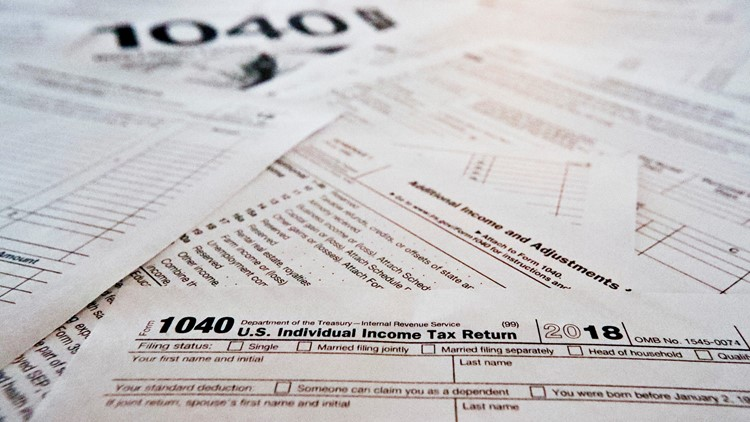 IRS Tax Refunds 2019 AP