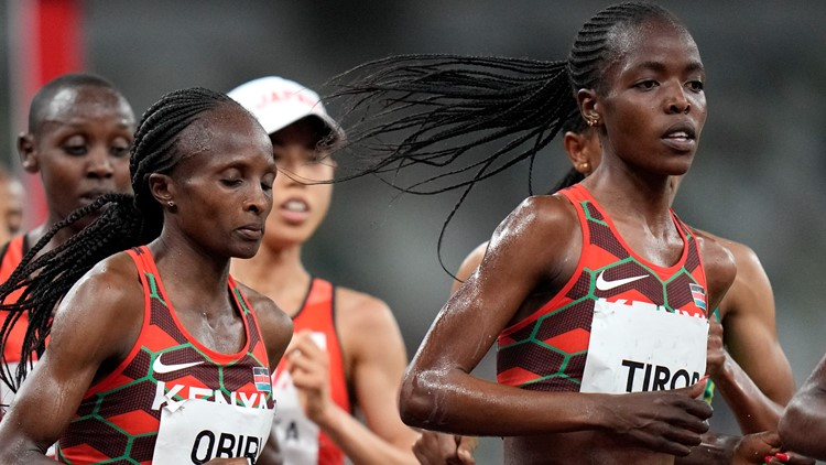 Husband arrested in killing of Olympic runner Agnes Tirop