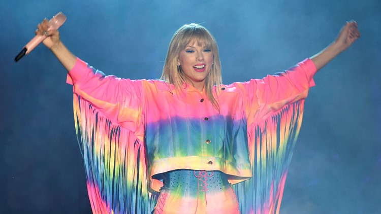 Taylor Swift's star-studded video for 'You Need to Calm Down' asks fans to support the Equality Act