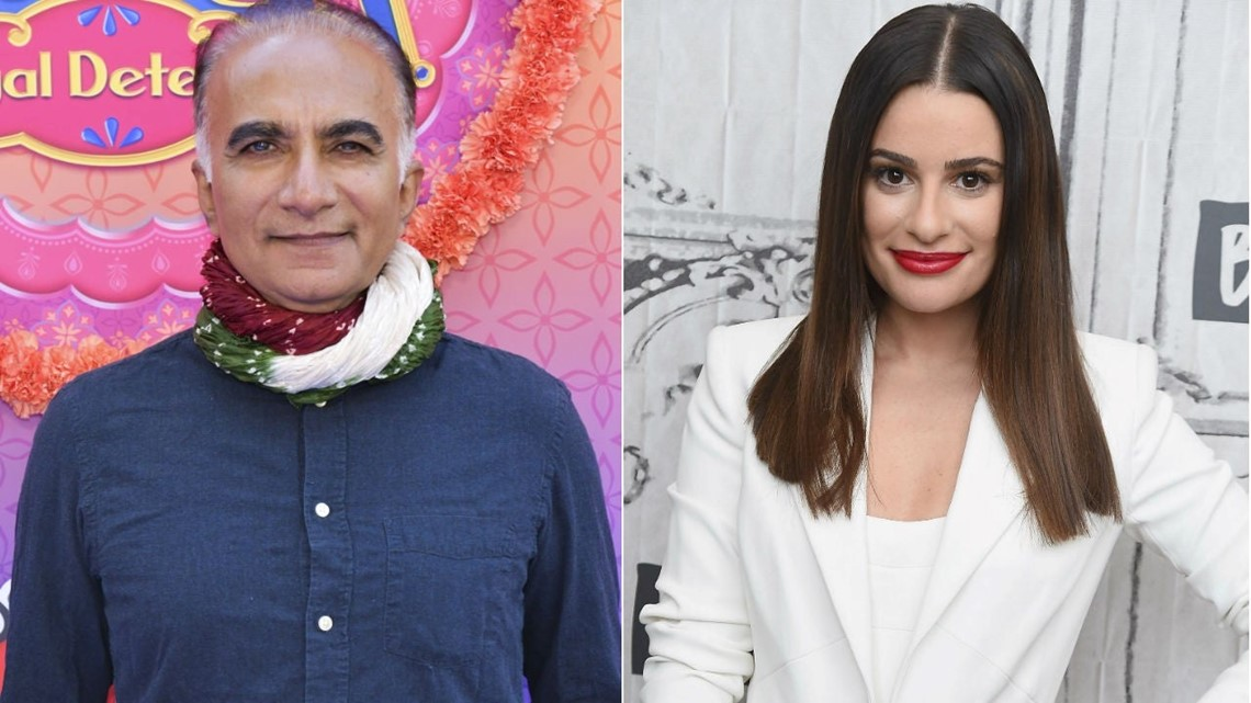 Lea Michele S Glee Co Star Iqbal Theba Says He Was Never Mistreated By Her Wkyc Com