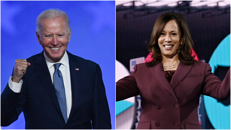 Joe Biden and Kamala Harris Call George Floyd's Family After Derek Chauvin Is Found Guilty