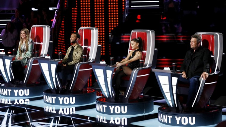 'The Voice' Season 21 Team Rosters: Watch All of the Blind Auditions