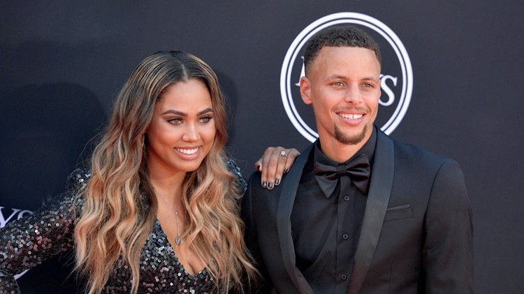 Ayesha Curry Reveals Steph Surprised Her With Vow Renewal for 10th Anniversary -- Officiated by Riley