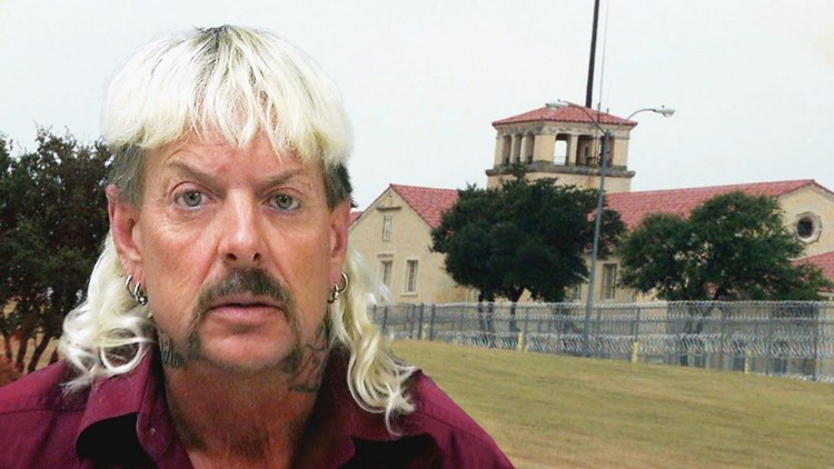 'Tiger King' Joe Exotic Says He'll Accept Carole Baskin's Offer to Help Reduce His Prison Sentence (Exclusive)