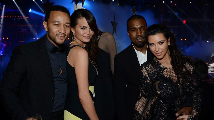 Chrissy Teigen Says Kim Kardashian 'Gave Her All' to Her Marriage With Kanye West