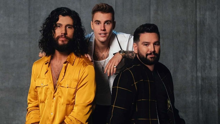 Justin Bieber To Perform 10 000 Hours With Dan Shay At 2020 Cma Awards Wkyc Com