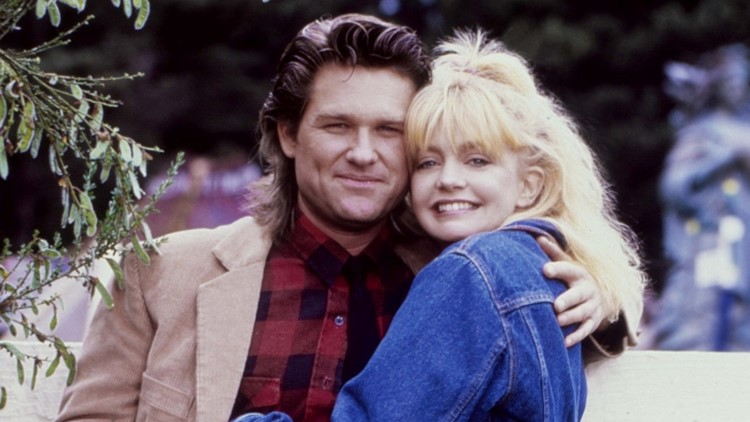 Goldie Hawn Recalls Watching Overboard While In Bed With Kurt Russell Wkyc Com