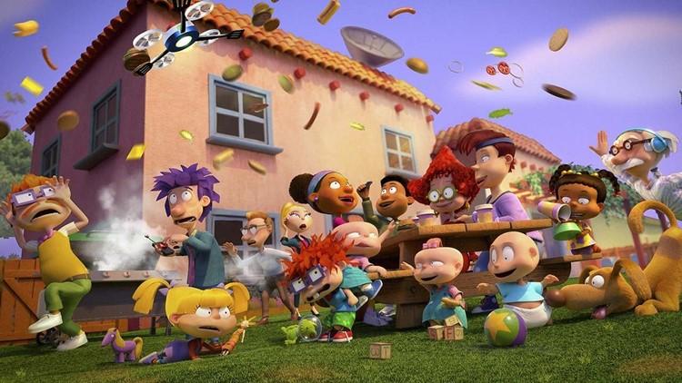 'Rugrats' Renewed for Season 2 at Paramount Plus