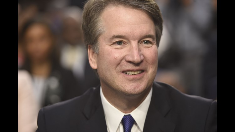 Supreme Court nominee's accuser willing to testify 'if terms are fair'