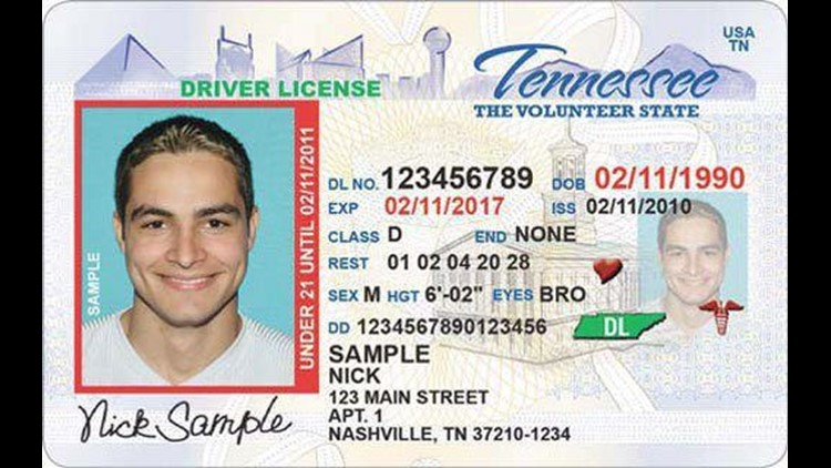 tennessee intermediate drivers license restrictions