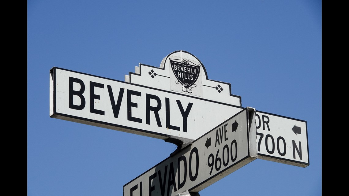 Photo tour: The glitz and glamour of Beverly Hills | wkyc com