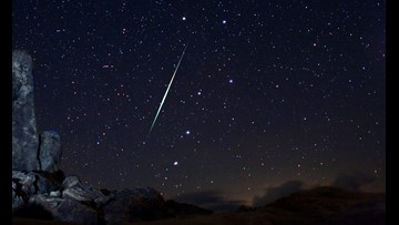 The Geminid meteor shower is coming to a sky near you Thursday night