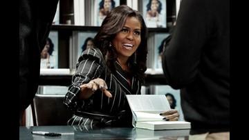 Michelle Obama memoir sales top 3 million, book tour extends into 2019