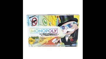 'Monopoly for Millennials' reminds players that 'adulting is hard'