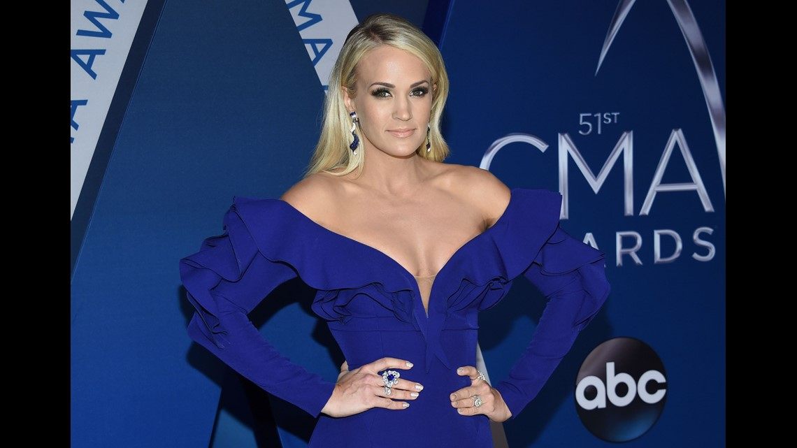Carrie Underwood says her wrist is 90% back to normal after accident