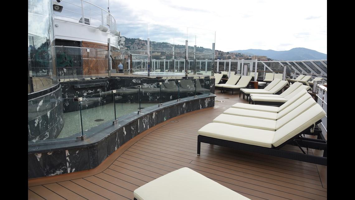 Cruise ship tours: MSC Cruises' MSC Seaview | wkyc.com