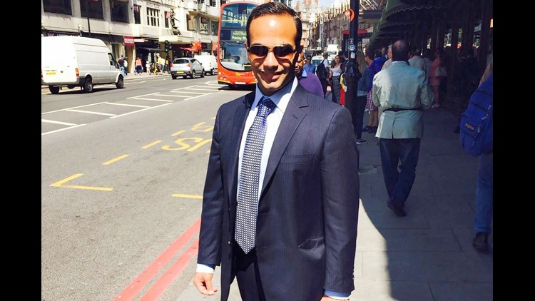 Prosecutors say George Papadopoulos lied to FBI about contacts with a professor who tipped him that Russia had 'dirt' on Hillary Clinton.