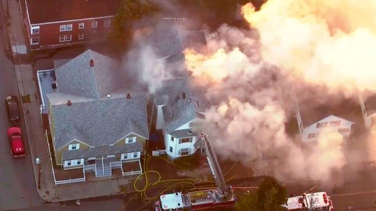 The Merrimack Valley, ravaged by dozens of natural gas explosions Thursday, is served by some of the nation's oldest and most leak-prone pipes.