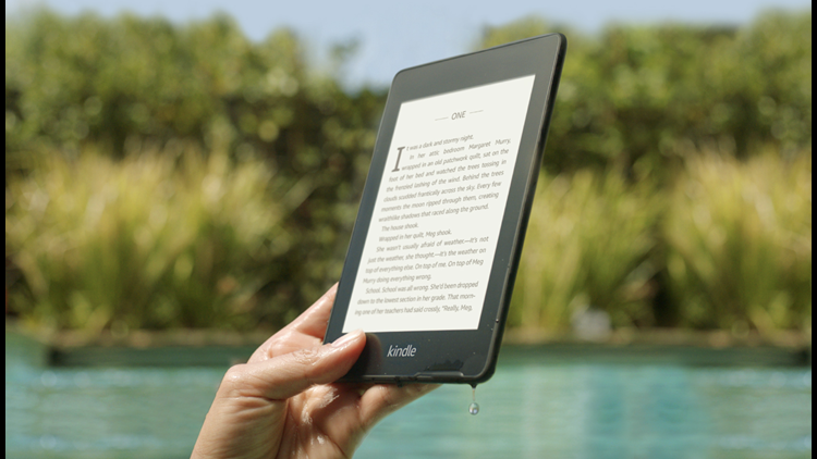 Best amazon devices amazon kindle paperwhite
