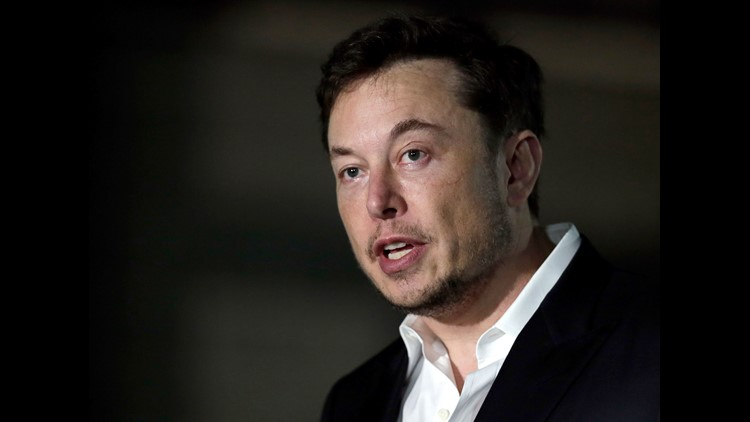 Elon Musk: Meeting with Saudis prompted plan to take Tesla private