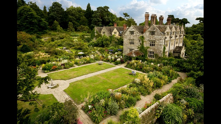 An 18th-century Arcadia in rural Devon. A subtropical seaside Cornish fantasy. An Elizabethan manor with a quintessential English garden.