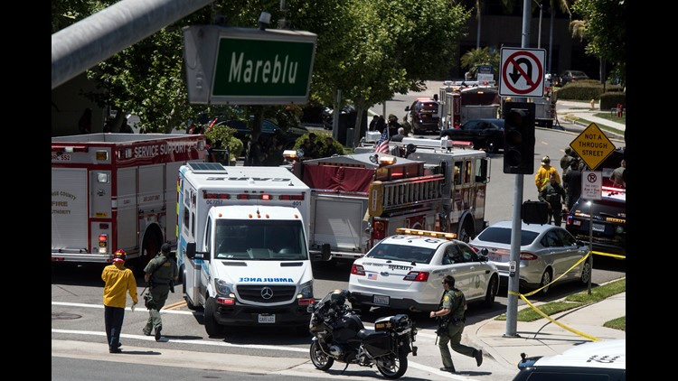 Deadly blast at LA-area medical building eyed as suspicious