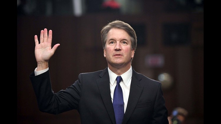 Kavanaugh accuser looks to negotiate conditions to testify later next week