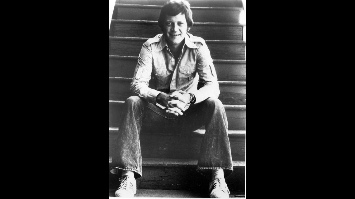 52c8d8db702 Stand-up comedian David Letterman is pictured in a 1979 publicity photo.    File photo