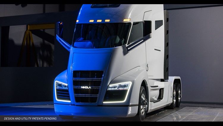 Tesla Semi rival Nikola sues for $2 billion over alleged patent infringement