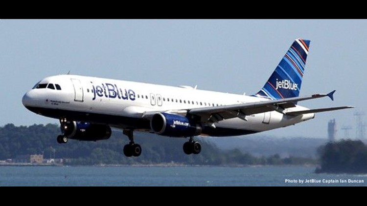 jetblue adds five new routes including boston rochester and fort