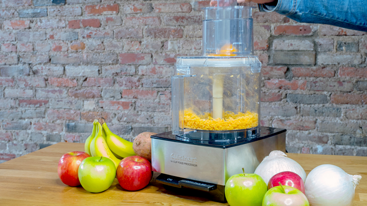 The best Thanksgiving tools of 2018: Cuisinart food processor