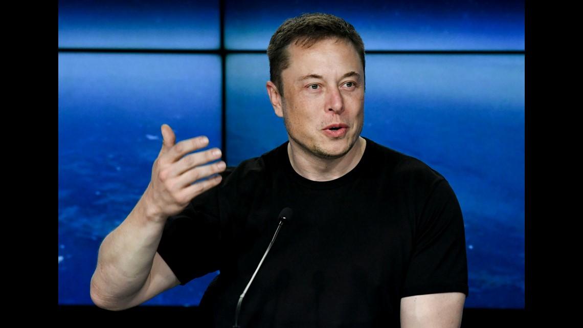 Elon Musk Tech pioneer