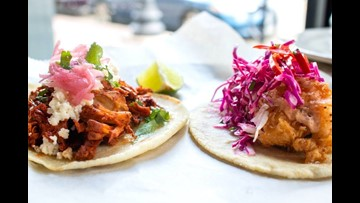 4 top spots for tacos in Cleveland