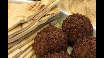 Jonesing for falafel? Check out Cleveland's top 3 spots