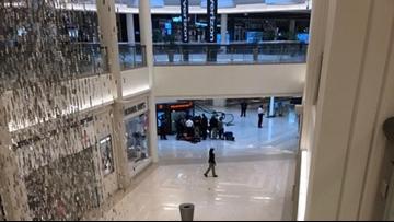 Boy thrown from Mall of America 3rd floor still hospitalized