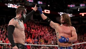 The Top 10 best WWE moments of 2017… and the five worst