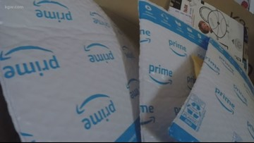 Mysterious Amazon package deliveries have roommates spooked
