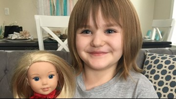 Stories of Thanks: 4-year-old Oregon girl overcomes cancer