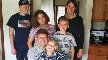 'It's just doing my job': Trooper offers home to German family stranded on cross-country trip