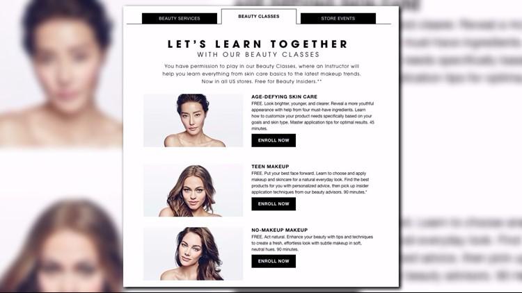 11 ways to save at Sephora | wkyc com